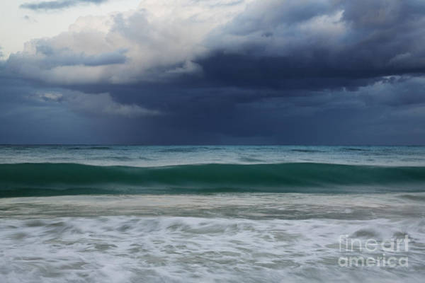 Photograph - Turquoise Wave by Charmian Vistaunet