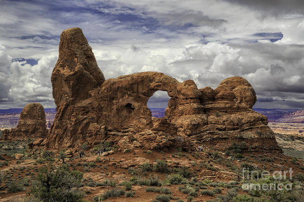 Photograph - Turret Arch by Stuart Gordon