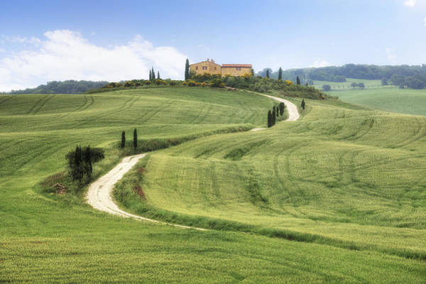 Siena Italy Photograph - Tuscany - Val D'orcia by Joana Kruse