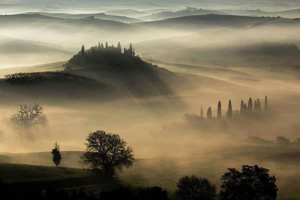 Wall Art - Photograph - Tuscany by Daniel Penciuc