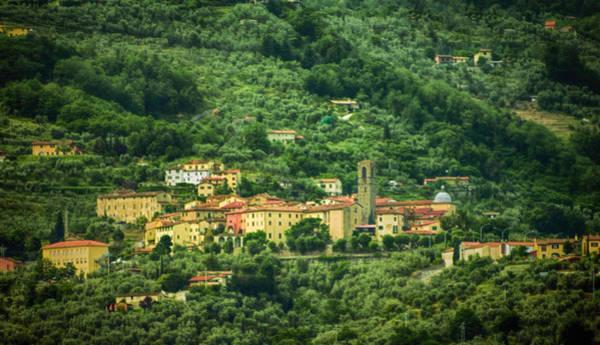 Photograph - Tuscany by Mick Burkey
