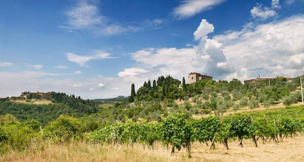 Photograph - Tuscany by U Schade