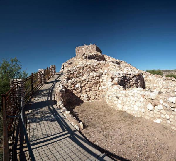 Wall Art - Photograph - Tuzigoot National Monument, Arizona by Brent Bergherm