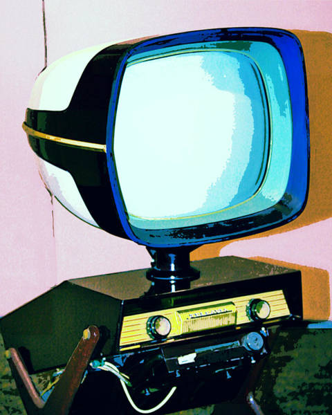 Wall Art - Photograph - Tv Land Palm Springs by William Dey