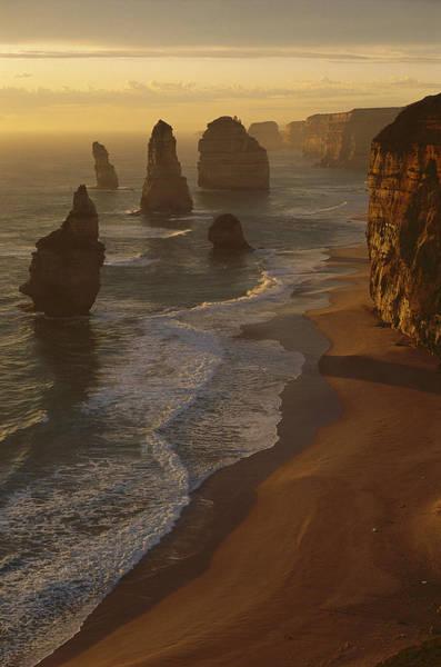 Dixon Photograph - Twelve Apostles Australia by Grant  Dixon