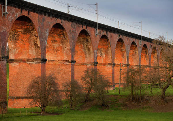 Wall Art - Photograph - Twemlow by Peter Chadwick Lrps