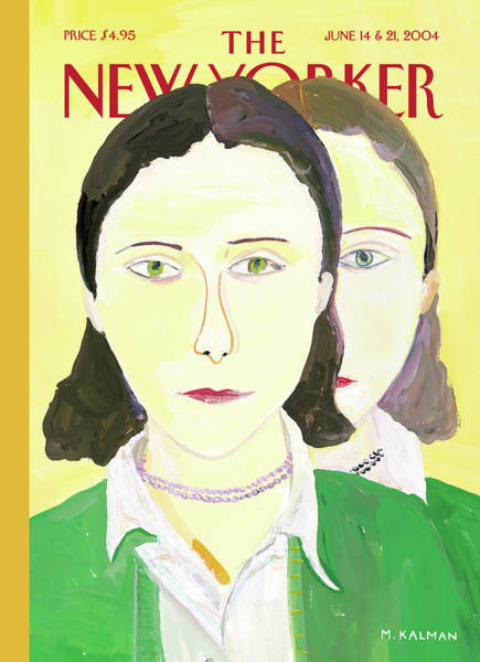 Double Painting - Twice Removed by Maira Kalman