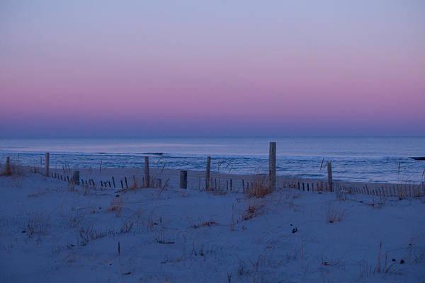 Photograph - Twilight At Island Beach by Kristia Adams