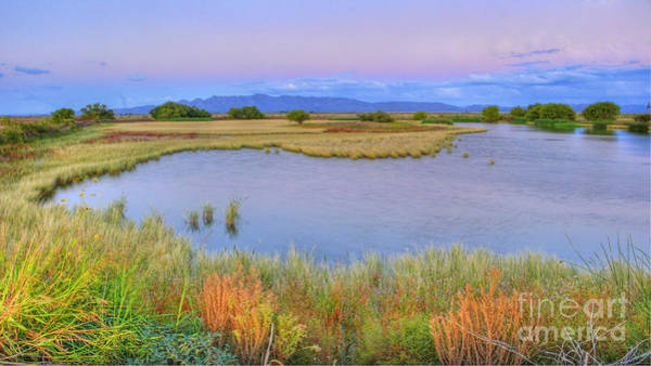 Photograph - Twilight At Whitewater Draw by Charlene Mitchell