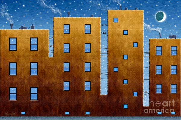 Wall Art - Digital Art - Twilight by Cristophers Dream Artistry