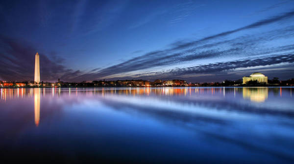 Tidal Photograph - Twilight  by JC Findley