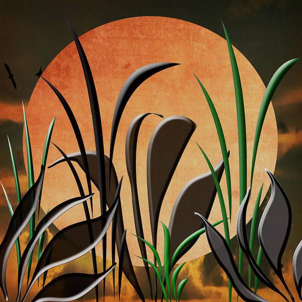 Digital Art - Twilight by Judy Hall-Folde
