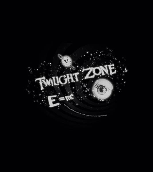 Tv Wall Art - Digital Art - Twilight Zone - Another Dimension by Brand A