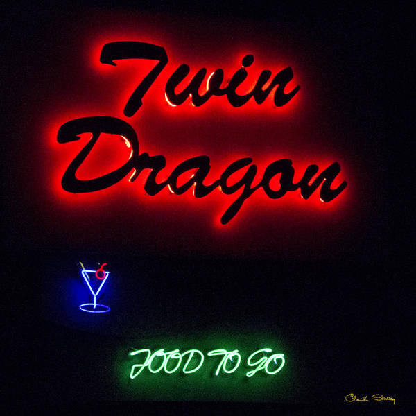Photograph - Twin Dragon by Chuck Staley
