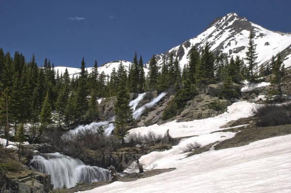 Photograph - Twin Falls by Melany Sarafis
