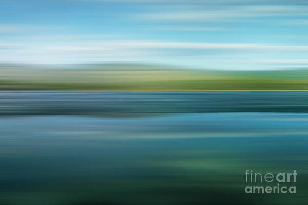 Wall Art - Photograph - Twin Lakes by Priska Wettstein
