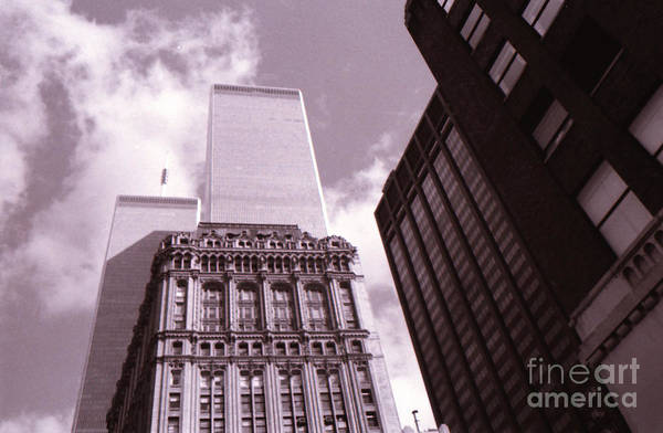 Photograph - Twin Towers by George D Gordon III