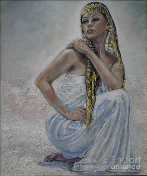 Painting - Twins 1 by Raija Merila