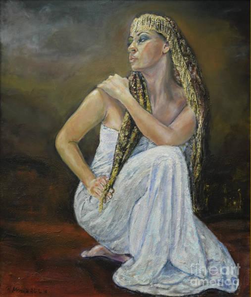 Painting - Twins 2 by Raija Merila