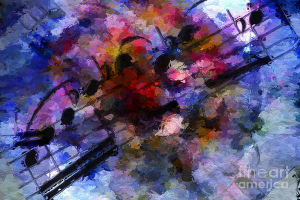 Digital Art - Twisted Motives 2 by Lon Chaffin