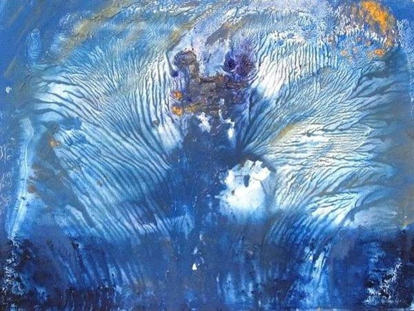 Elwood Blues Painting - Two As One Sold by Jessica D Elwood