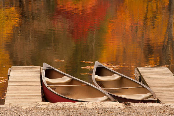 Photograph - Two Boats by Joye Ardyn Durham