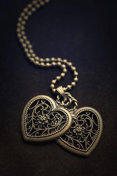 Photograph - Two Hearts by Jaroslaw Blaminsky