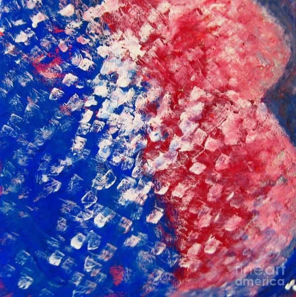 Painting - Two In One by Ilona Svetluska