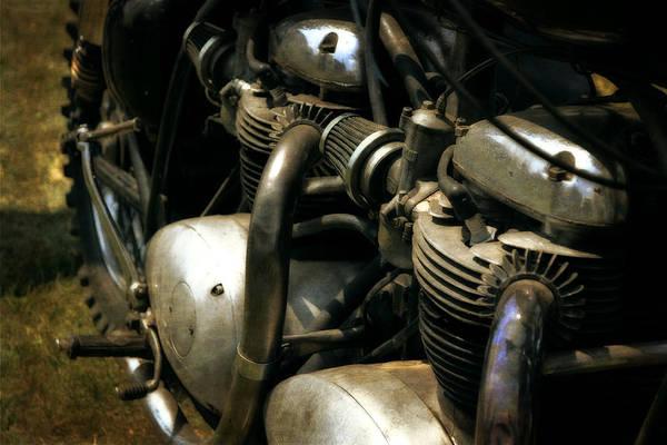 Photograph - Two Motors by Michelle Calkins