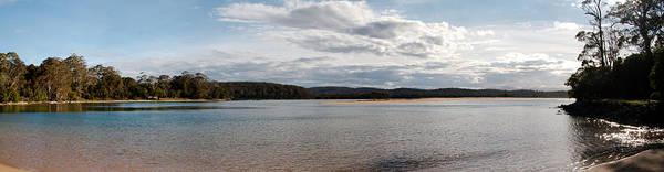 Photograph - Twofold Bay Panorama by David Rich