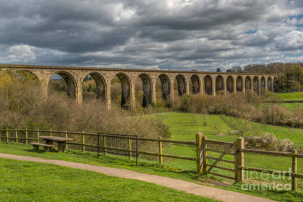 Wall Art - Photograph - Ty Mawr Country Park by Adrian Evans