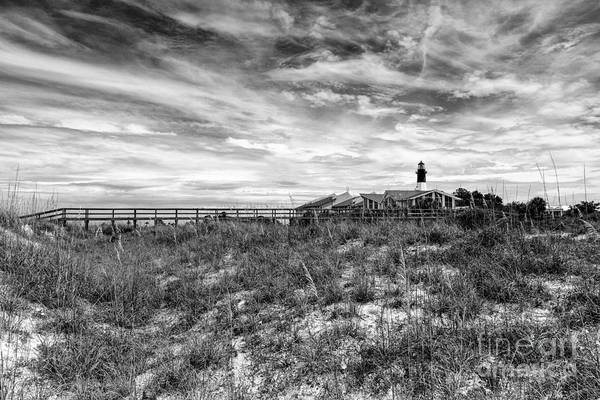 Photograph - Tybee Island Light Station by Bernd Laeschke