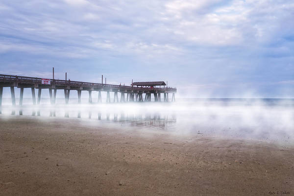 Photograph - Tybee Island Pier by Mark Tisdale