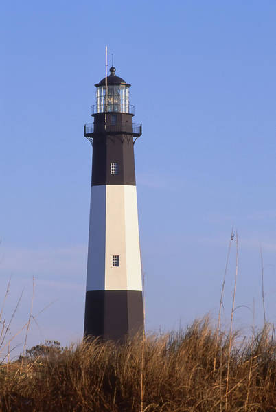 Photograph - Tybee Light by Bradford Martin