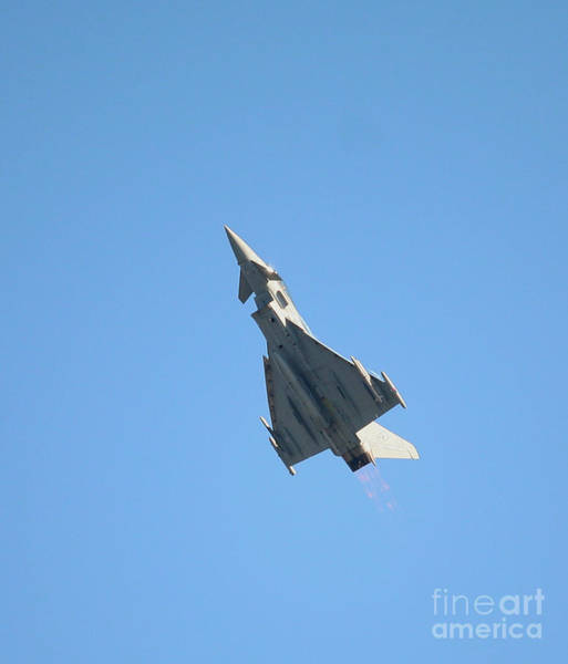 Photograph - Typhoon Eurofighter by Paul Cowan