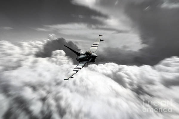 Xxx Digital Art - Typhoon Speed  by J Biggadike