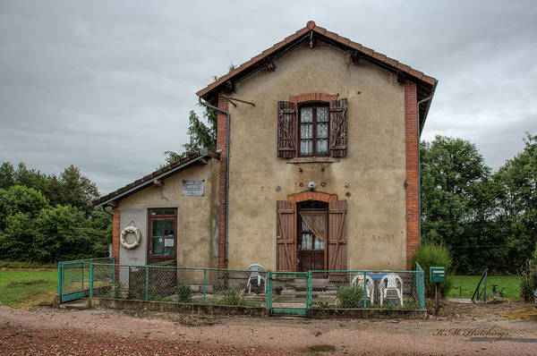 Wall Art - Photograph - Typical Lock House by Keith Hutchings