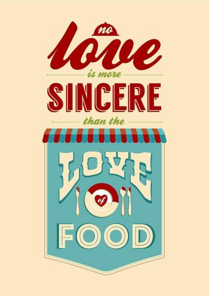 Love Digital Art - Typography Art Quotes Poster by Lab No 4 - The Quotography Department