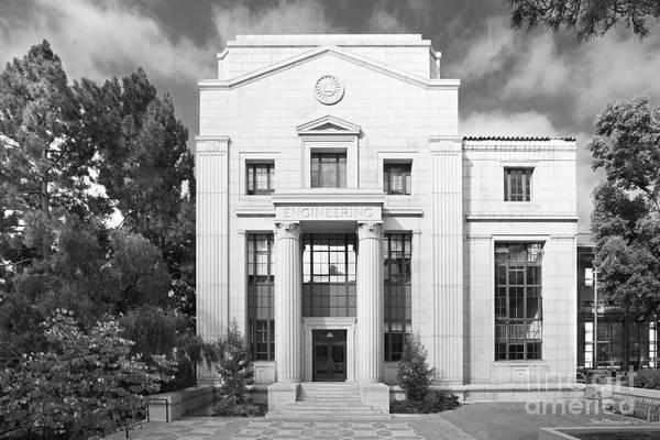 Photograph - Uc Berkeley Mc Laughlin Hall by University Icons