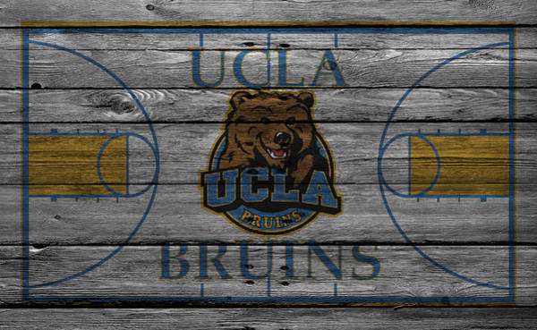 Wall Art - Photograph - Ucla Bruins by Joe Hamilton
