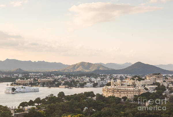 Photograph - Udaipur Dream by Didier Marti