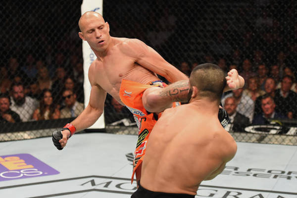 Donald Photograph - Ufc 187 Cerrone V Makdessi by Josh Hedges/zuffa Llc