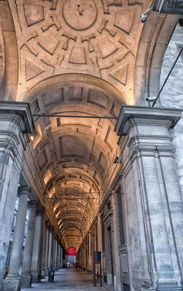 Photograph - Uffizi by Melany Sarafis