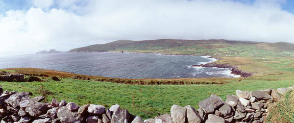 Dingle Peninsula Photograph - Uk, Ireland, Kerry County, Rocks by Panoramic Images