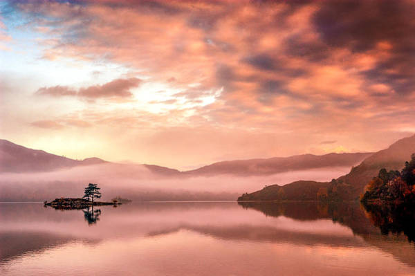 Glenridding Wall Art - Photograph - Ullswater Glenrdding by Dave Hudspeth