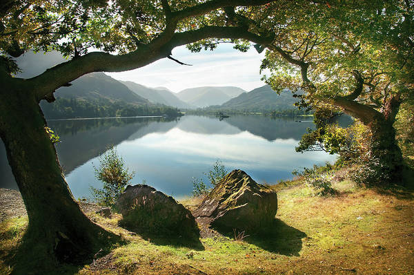 Ullswater Photograph - Ullswater by Gmsphotography