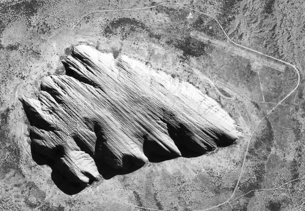 Wall Art - Photograph - Uluru (ayers Rock) by Geoeye/science Photo Library