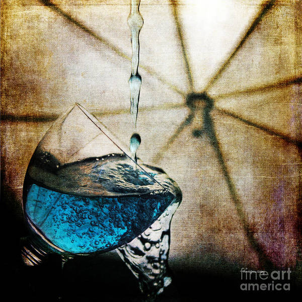 Photograph - Umbrella Drink by Randi Grace Nilsberg