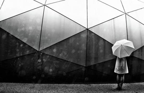 Street Photograph - Umbrella by Keisuke Ikeda @