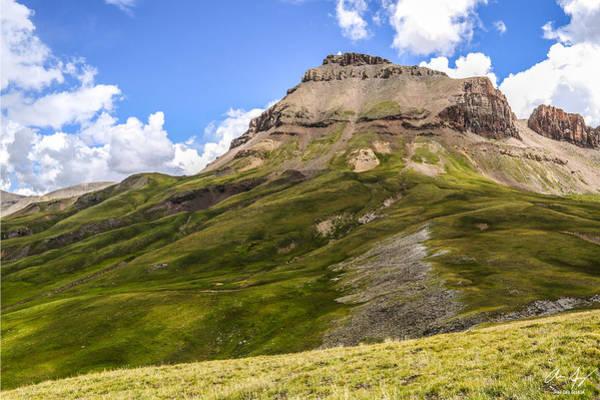 Fourteener Photograph - Uncompahgre Peak by Aaron Spong